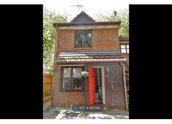 Thumbnail 1 bed end terrace house to rent in Stonefield Park, Maidenhead