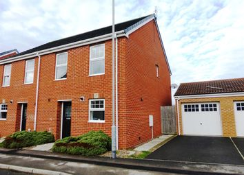 Thumbnail 3 bed semi-detached house for sale in George Stephenson Boulevard, Stockton-On-Tees