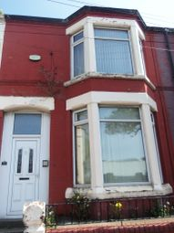 Thumbnail 1 bedroom end terrace house to rent in Derby Road, Old Swan, Liverpool