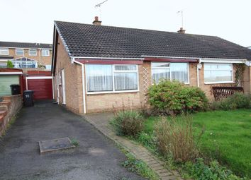 Thumbnail 2 bed semi-detached bungalow to rent in Hawks Drive, Burton-On-Trent