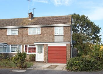 Thumbnail 3 bed semi-detached house for sale in St. Clair Close, Clacton-On-Sea