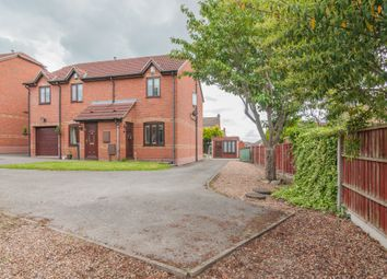 Thumbnail 2 bedroom semi-detached house for sale in North End Drive, Harlington, Doncaster