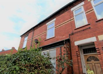 Thumbnail 2 bed flat for sale in Barlow Road, Levenshulme