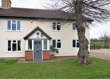 Thumbnail 3 bed semi-detached house for sale in 4 Thacker Bank, Saltfleetby, Louth
