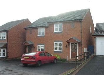 Thumbnail 2 bed semi-detached house to rent in Pebble Island Way, Leamington Spa
