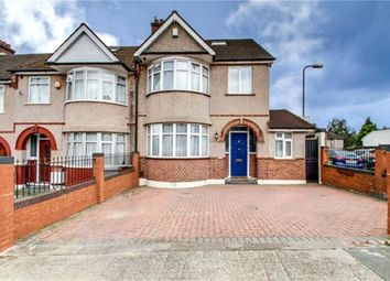 Thumbnail 4 bedroom end terrace house for sale in Lavender Avenue, London