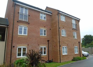 Thumbnail 2 bed flat for sale in Hindley View, Rugeley