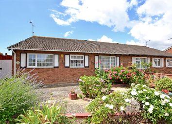 Thumbnail 3 bed semi-detached bungalow for sale in Windward Close, Littlehampton, West Sussex