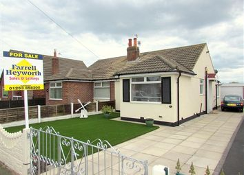 Thumbnail 2 bed bungalow for sale in Consett Avenue, Thornton Cleveleys