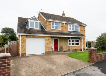 Thumbnail 5 bedroom detached house for sale in St John's Walk, Kirby Hill, Boroughbridge, York