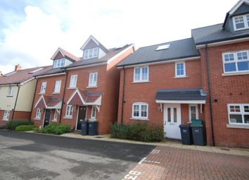 Thumbnail 3 bed end terrace house to rent in Dame Kelly Holmes Way, Tonbridge