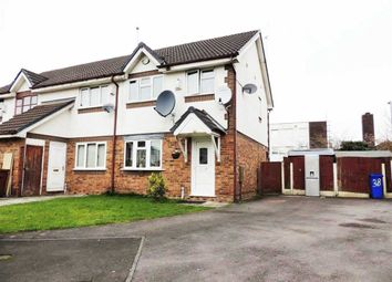 Thumbnail 3 bedroom property for sale in Reading Close, Openshaw, Manchester