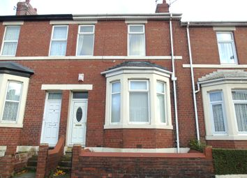 Thumbnail 3 bed terraced house for sale in Easten Terrace, Wallsend