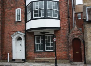 Thumbnail Studio to rent in Bugle Street, Southampton