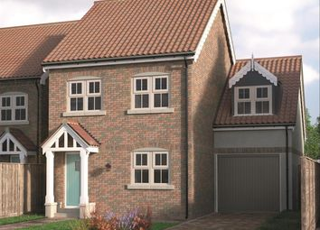 Thumbnail 3 bed detached house for sale in Plot 11, Rudds Yard, Station Road, Nafferton