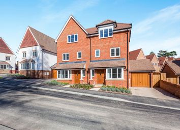 Thumbnail 4 bed semi-detached house for sale in Renfields, Haywards Heath