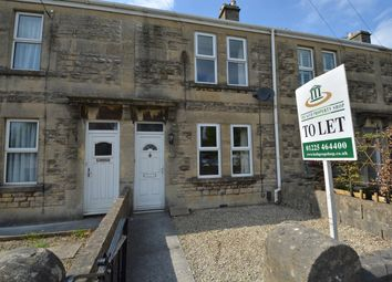 Thumbnail 3 bed terraced house to rent in Wellsway, Bath