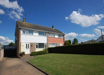 Thumbnail 3 bed semi-detached house for sale in The Walk, Eight Ash Green, Colchester
