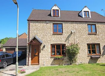 Thumbnail 3 bed semi-detached house for sale in Broadway Close, Witney