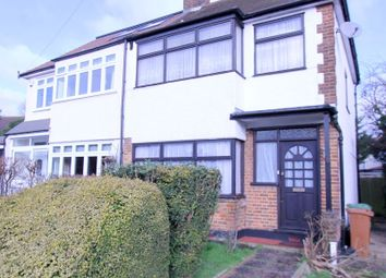 3 bed semi-detached house for sale in Esher Avenue, North Cheam, Sutton SM3