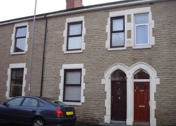 Thumbnail 4 bedroom terraced house for sale in Manchester Road, Preston