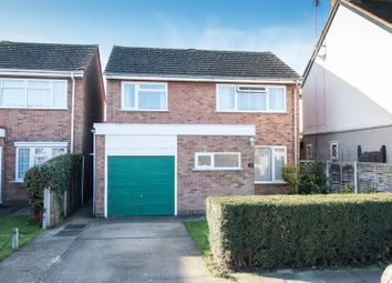 Thumbnail 3 bedroom detached house for sale in Tindal Road, Aylesbury