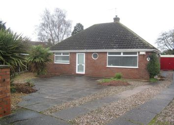 Thumbnail 2 bed bungalow for sale in Ashlea Drive, Willaston, Nantwich