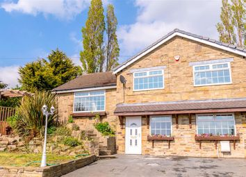 Thumbnail 4 bed detached house for sale in Cannon Hall Close, Clifton, Brighouse