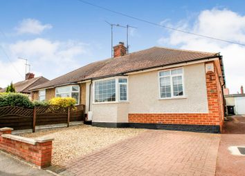 Thumbnail 2 bed semi-detached bungalow for sale in St. Margarets Avenue, Rushden