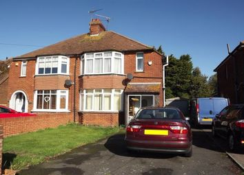 Thumbnail 3 bed semi-detached house for sale in Quinton Road, Sittingbourne, Kent