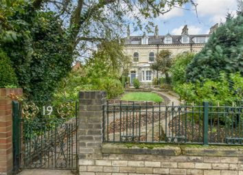 Thumbnail 5 bed terraced house for sale in Wigginton Road, York