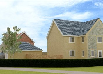 Thumbnail 4 bed detached house for sale in Roxbury Drive, East Harling