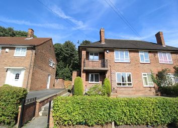 Thumbnail 2 bed flat to rent in Swarcliffe Drive, Leeds
