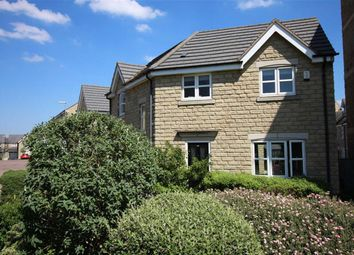 Thumbnail 3 bed detached house for sale in Plover Mills, Lindley, Huddersfield