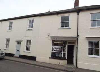 Thumbnail 1 bed flat to rent in Silver Street, Axminster