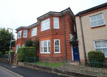 Thumbnail 2 bed flat for sale in Belvoir Street, Norwich