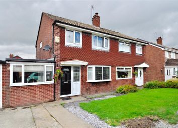 Thumbnail 3 bed semi-detached house for sale in Tennyson Avenue, Dukinfield