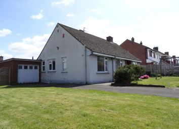 Thumbnail 3 bed detached bungalow for sale in Wigton Road, Carlisle