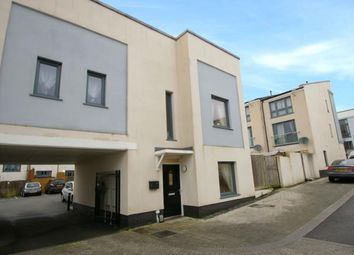 Thumbnail 3 bed link-detached house for sale in Plymouth, Devon, England