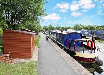Thumbnail 1 bedroom houseboat for sale in Packet Boat Marina, Packet Boat Lane, Uxbridge