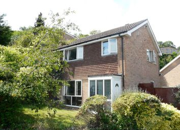 Thumbnail 3 bed detached house for sale in Prescot Close, Weston-Super-Mare
