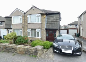 3 bed semi-detached house for sale in Woodside Crescent, Cottingley, Bingley BD16