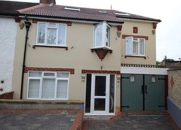 Thumbnail 3 bed terraced house to rent in Kimberley Road, Croydon