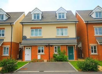 Thumbnail 3 bed semi-detached house to rent in Clockhouse Road, Farnborough