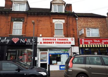 Thumbnail 1 bed flat to rent in Ombersley Road, Sparkbrook, Birmingham