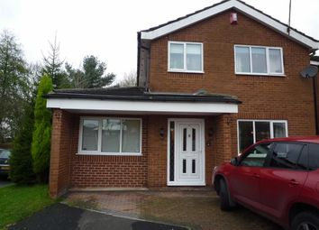 Thumbnail 3 bedroom detached house to rent in Tetbury Drive, Breightmet, Bolton