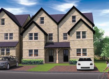 Thumbnail 4 bed semi-detached house for sale in The Avenue, Caledonian Road, Dewsbury