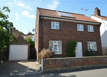 Thumbnail 3 bed detached house for sale in Rowington Road, Norwich, Norfolk