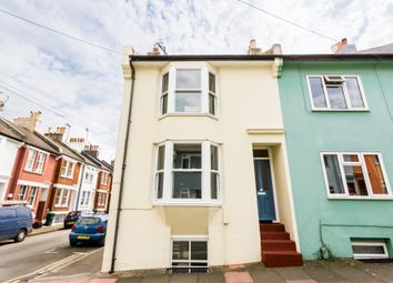 Thumbnail 3 bed end terrace house for sale in Lincoln Street, Brighton