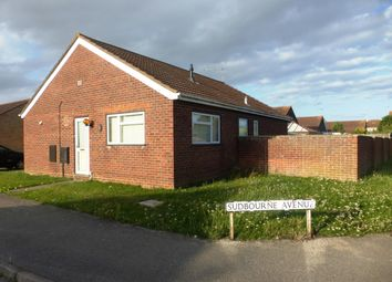 Thumbnail 2 bed detached bungalow to rent in Sudbourne Avenue, Clacton-On-Sea